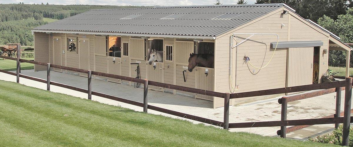Boxes klepper - Porte de box pour chevaux a vendre ...